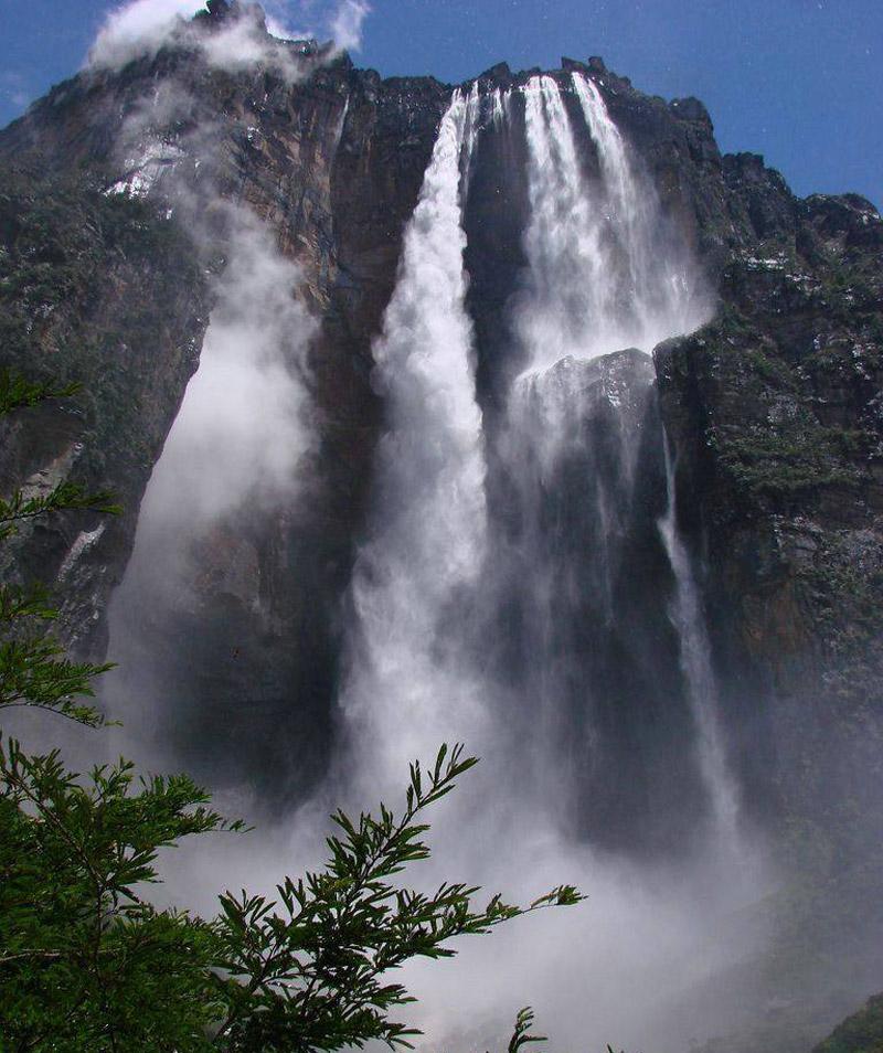 คำอธิบายภาพ : angel-falls2